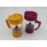 Buy cheap Self Stirring Digital Plastic Coffee Cup / Self Stirring Mug , Run by 2*AAA from wholesalers