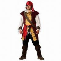 Quality Men's costumes for party and Halloween, Size from S to XL for sale