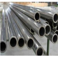 Quality Schedule 10 , 80 ,160 Industrial Stainless Steel Pipe / SS Tubing For Shipbuilding for sale