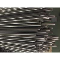 Buy Annealing Tiny Stainless Steel Seamless Tube , Small Size Precision Steel Tube at wholesale prices