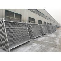 Quality 2.1m x 3.3 m height AS 4687-2007 Australia HDG Construction Site Temporary Fence/Temporary Fencing Panels for sale