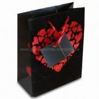 Quality Promotional Gift Bag with PP/Cotton Rope, OEM Orders are Welcome for sale