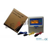 Buy cheap One Button Calibration Single Phase Pump Control Panel for Single Phase With CE certificate from wholesalers