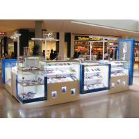 Buy Nice Modern Design Cell Phone Display Case / Mobile Phone Shop Display Counters at wholesale prices