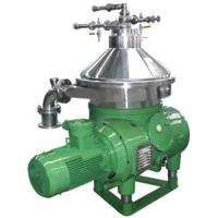 Quality Biodiesel disc centrifuge for biofuel separation for sale