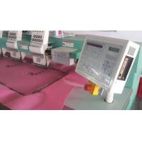 China Programmable Embroidery Machine For Shirts , Embroidery Quilting Machines on sale