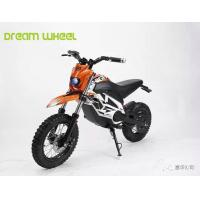 Quality Sports Style Two Wheeled Electric Bike Scooter , Mini Fast Electric Bikes And Scooters for sale
