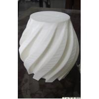 Buy ABS / Nylon White Large Scale 3D Printing For Consumer Goods Full color at wholesale prices