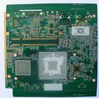 Quality PCB/Printed Circuit Board 6layer Immersion Gold(CTE-094) for sale