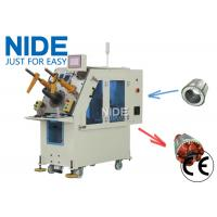 Quality High efficiency Air Conditioner Motor Stator Winding Inserting Machine for sale