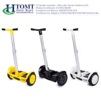 Quality Dustproof 2 Wheel Self Balancing Scooter 36V 4.4AH Lithium Battery for sale