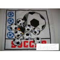 Pigment Printed Magic Compressed Towel For Travel Cotton Material