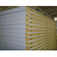Quality Polyurethane Sandwiched Cold Room Panel for sale