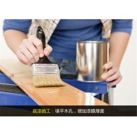 Quality Spray Transparent Wood Spray Paint , Liquid Coating Outdoor Wood Paint Colours for sale