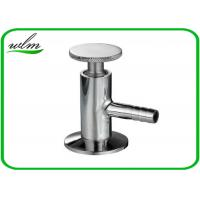 Quality Sanitary Hygienic Liquid Sampling Valve Stainless Steel For Dairy Process for sale