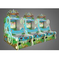 Quality Touch Screen Fashion Arcade Shooting Machine With Multi Missions for sale