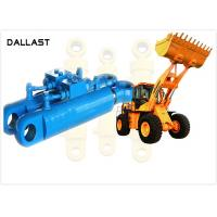 Quality Excavator Hydraulic Cylinder Double Acting Piston Type Boom Bucket Arm Parker for sale