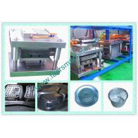 Quality Punching Aluminum Foil Container Mould With 2 Cavity / 3 Cavity for sale