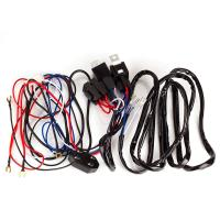 Quality Auto Bmw Wiring Harness Kit With Connector Remote Controller Switch Control for sale