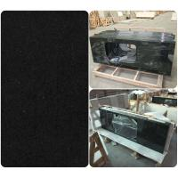 Quality Prefab Solid Granite Worktops High Hardness Good Corrosion Resistance for sale