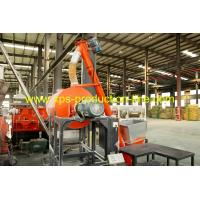 Quality High Capacity Automatic XPS Production Line 95T / 300 for Styrofoam Insulation Board for sale