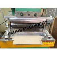 Buy Color Box Fixing Saw Blade Binding Machine Automatic 400mm Width at wholesale prices