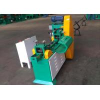 Quality 5000mm Width Wire Straightening And Cutting Machine For 1.6mm- 5.0mm Diameter Wire for sale