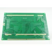 Quality Immersion Gold Finish Double Sided PCB 2 Layer with Minimum 4 mil Trace Width for sale