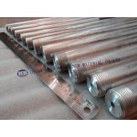 Buy AZ31 AZ63 Magnesium Anode For Pressurized Water Tank / Solar Water Heater at wholesale prices