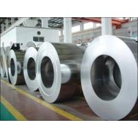 Buy Full Hard Spangle Hot Dipped Galvanized Steel Coils ASTM A653 / Q195 / SGC490 at wholesale prices