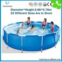 China Veniceton Hot Sale cylinder inflatable swimming pool equipment on sale