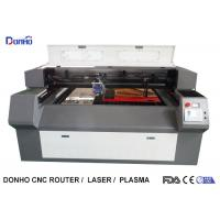 Quality Double Heads Fabric Acrylic Laser Cutting Machine With RD 6332M Control System for sale