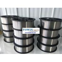 Buy cheap Smooth Surface Rolled Niobium Wire / Durable Niobium Coil Dia 0.736m 0.8mmm from wholesalers