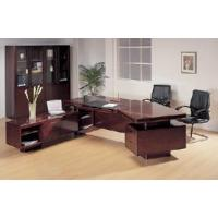 Quality Luxury Office Furniture Office Desk Locking Drawers for sale