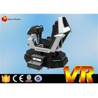 Quality Cool Design Movie Power 9D VR Cinema Electric Car Racing Game 9D Vr Simulator for sale