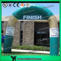 Quality Outdoor Event Inflatable Arch For Sport / advertising , Inflatable Start Line for sale