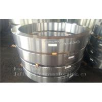 Quality Large Stainless Steel Forging F304 F316 F51 F53 F55 F60 F321 F316Ti Hot Rolled Ring for sale