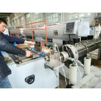 Quality PVC Window Or Corner Welding Plastic Profile Production Line / Extrusion Machine for sale