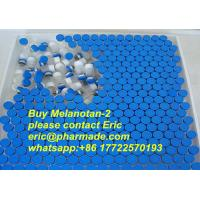 Quality Melanotan 2 10mg/vial Melanotan-II Mt-II Mt 2 for Tanning Injection 10mg Peptide Powder for sale