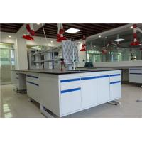 Buy cheap Custom Made Island Bench  Lab Furnitures With Sink Unit For  Chemical  Lab Furniture from wholesalers