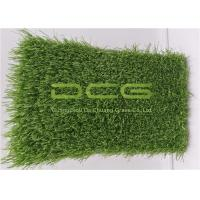 Quality Landscaping Realistic Artificial Grass Abrasion Resistant Low Maintenance for sale