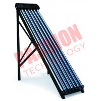 Quality Slope Roof Heat Pipe Thermal Solar Collector for sale