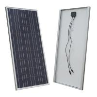 Quality Polycrystalline Silicon Solar Panels / 160w Solar Panel Anodized Aluminum Alloy Frame for sale