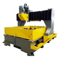 Quality Tube Sheet CNC Plate Drilling Machine For Heat Exchanger Industry 3000x1600mm for sale