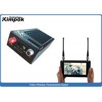 Buy HDMI & HD - SDI Wireless Video Transmitter Receiver 1500mW Small Drone Video Transmission at wholesale prices