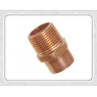Quality Copper pipe fitting Adapter - FTG X M, for refrigeration and air conditioning for sale