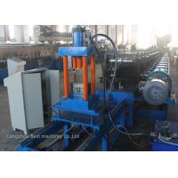 Quality Solar PV Mounting Structure Cable Tray Roll Forming Machine Photovoltaic Bracket Forming Machine for sale