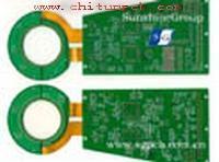 Quality 6layers Rigid - Flexible PCB (CTE-154) for sale