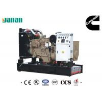 Quality AC 3 Phase Diesel Generator Sets Open Type With 250KW / 313KVA Power for sale