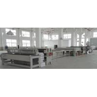 China Automatic PP / PE / PC Hollow  Board Production Line For Plastic Grid Machine on sale
